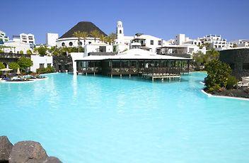 Spanien Lanzarote Karta.5 Stjarniga Hotell I Lanzarote